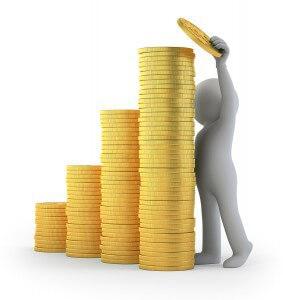 Wetten auf steigenden und fallenden Euro oder Dollar