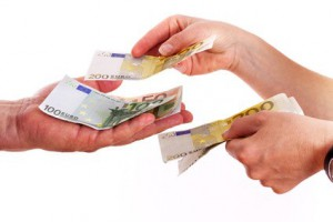 Es ist kein guter Ratschlag sich Geld zum Spielen zu leihen