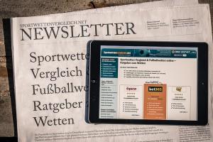 Sportwetten-Newsletter / Wettnewsletter – was bietet er?