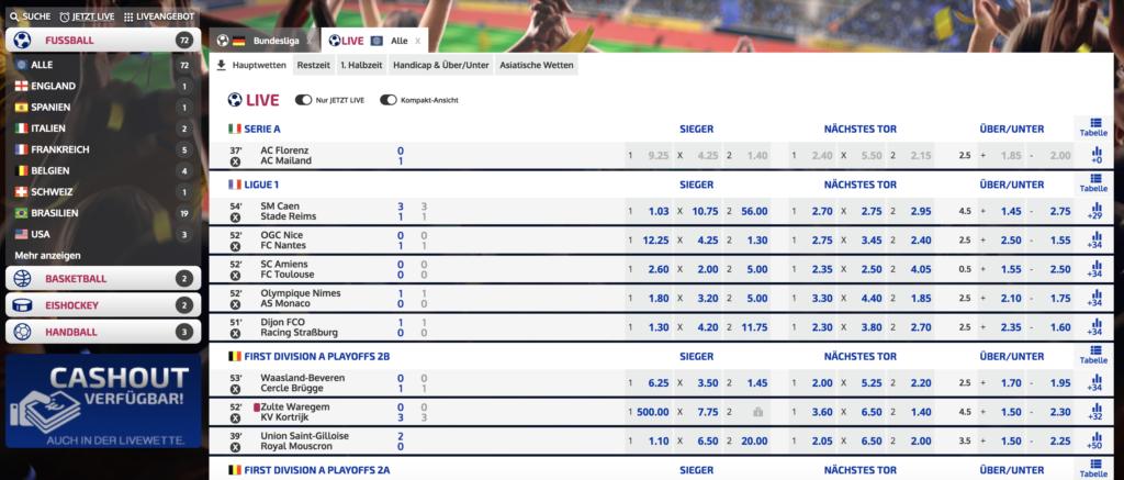 Betago Sportwetten Erfahrungen – Test & Bewertung 2021