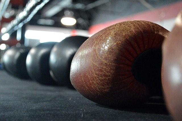 Boxring Boxhandschuhe