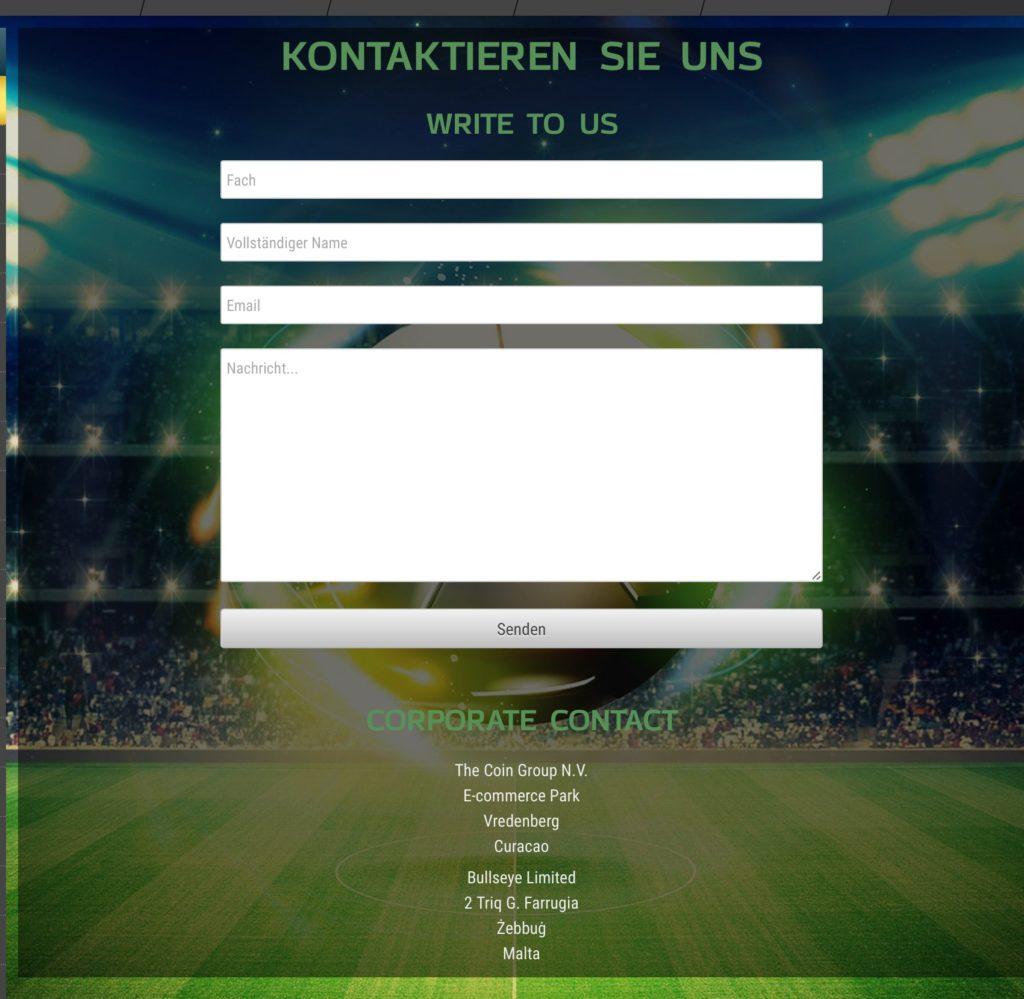 Coinbet24 Sportwetten – Erfahrungen und Bewertung