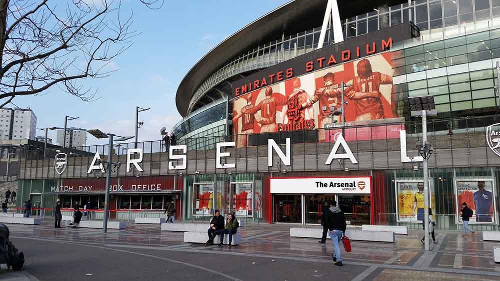 Arsenal London - Emirates Stadium - FA Cup Wetten