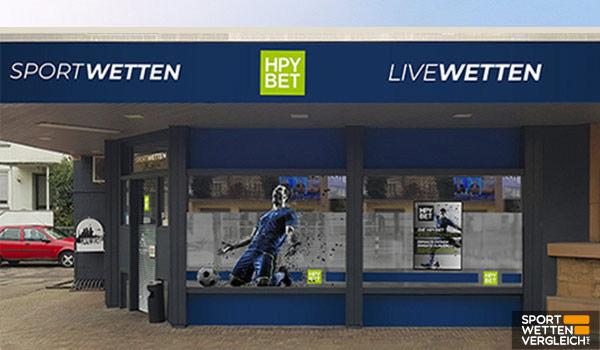 HPYBET Wettbüro eröffnen – Optik