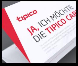 TIPICO CARD