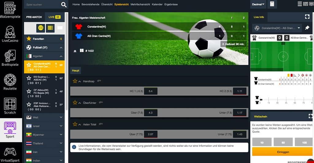 Ivi Casino Sportwetten Erfahrungen – Test & Bewertung 2021