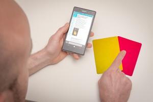 ⚽ Wetten auf Gelbe & Rote Karten – Sportwetten Ratgeber