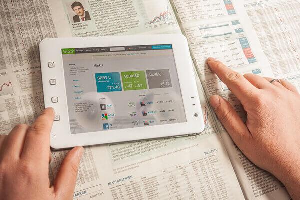 Kann man auf Finanzen und Währungen online wetten?