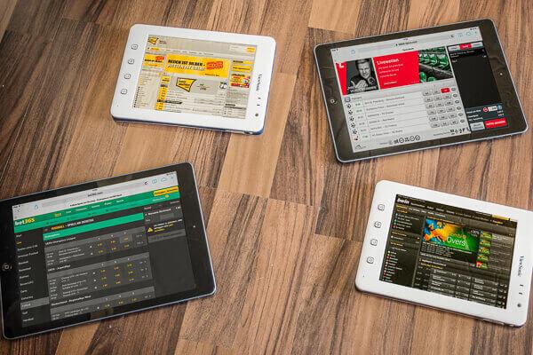 Besten Sportwetten Tablet Apps – welche ist die Beste?