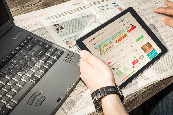 Finanzen Wetten – Ratgeber und verschiedene Inhalte