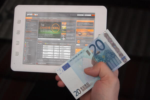 Gamebookers Bonus – 20 Euro Wettbonus sichern