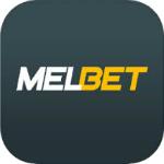 MelBet App Logo 150x150