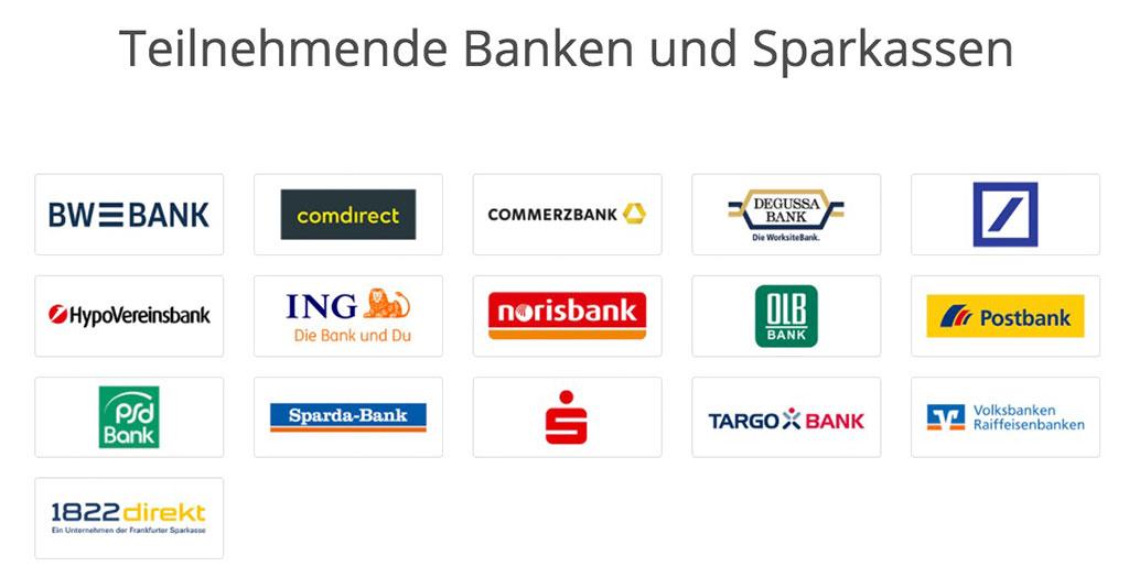 Paydirekt Wettanbieter – Teilnehmende Banken