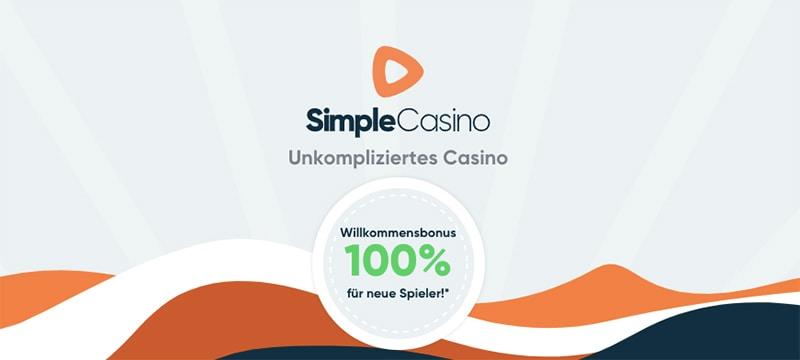 Simple Casino Sportwetten Erfahrungen – Test & Bewertung 2021