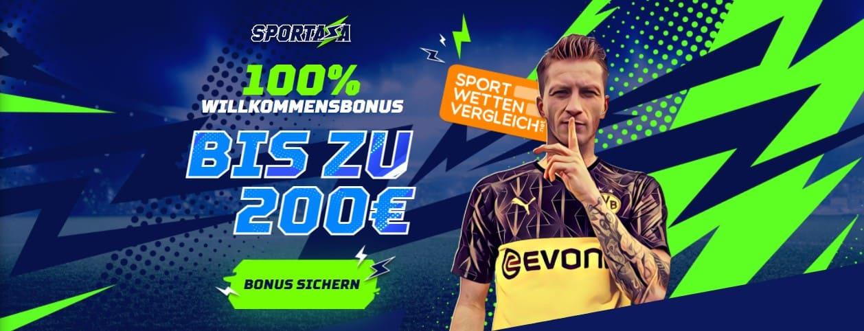 Sportaza Sportwetten – Erfahrungen und Bewertung 2021