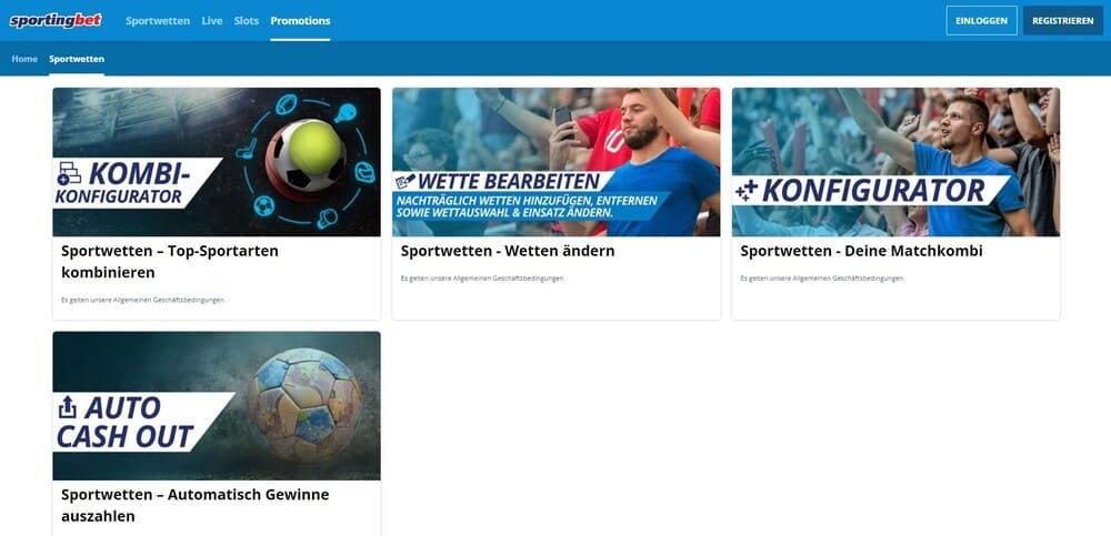 Sportingbet Sportwetten Erfahrungen – Test & Bewertung 2021