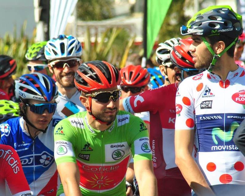 Sprintertrikot bei der Tour de France