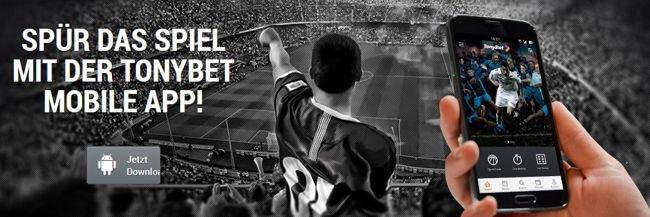 TonyBet Sportwetten Erfahrungen – Test & Bewertung 2021