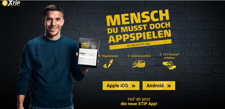 XTip Bonus App
