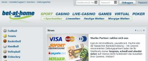 bet-at-home Kundenservice & Support: Test und Bewertung