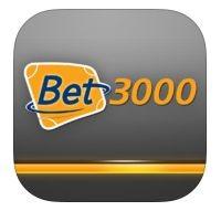Bet3000 mobile App für iPhone, iPad und Android