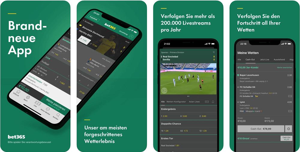 bet365 iOS App