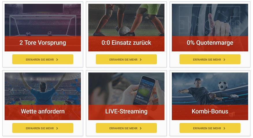 Betano Sportwetten – Erfahrungen und Bewertung