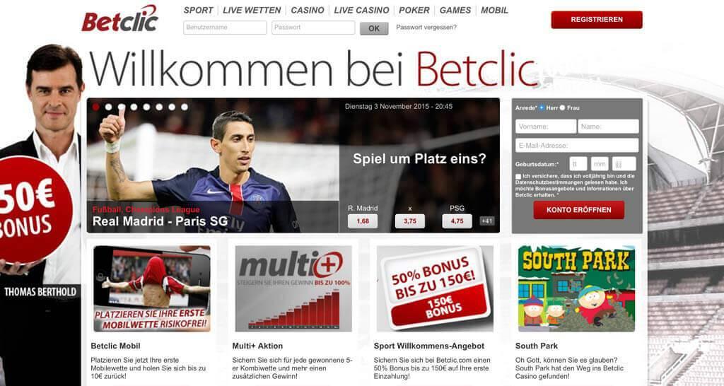 www.betclic.com/de – Erfahrungen und Bewertung