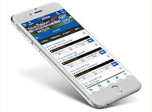 Betfred mobile App für iPhone, iPad und Android