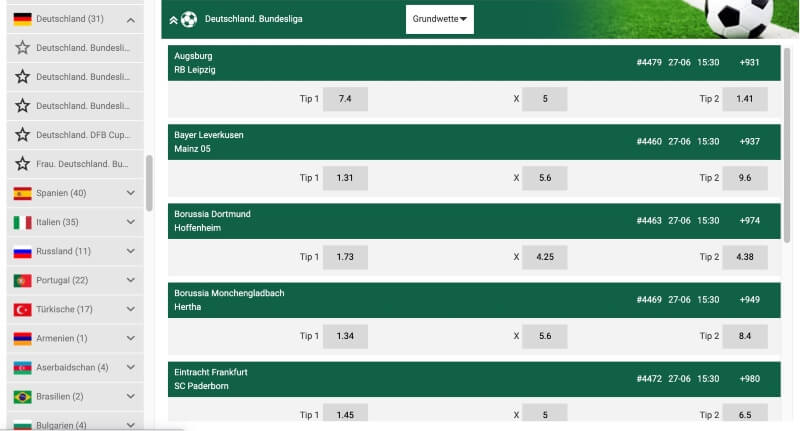 Betshah Sportwetten Erfahrungen – Test & Bewertung 2021
