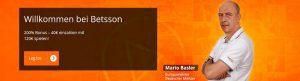 Betsson Livestream: Test und Erfahrungen