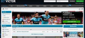BetVictor Bundesliga-Wetten: Quoten, Test und Erfahrungen