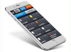 Big Bet World mobile App für iPhone, iPad und Android