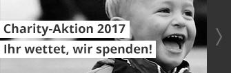 Charity Aktion von sportwettenvergleich.net
