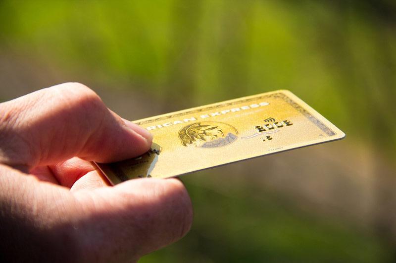 American Express Karte