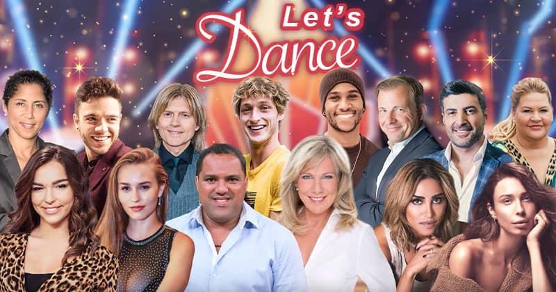 Wetten auf Let's dance – Kandidaten 2020