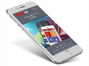 DoxxBet mobile App für iPhone, iPad und Android