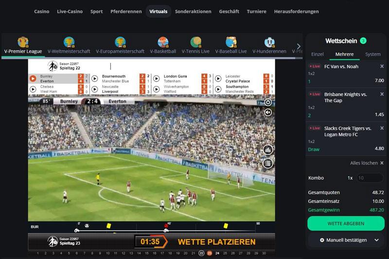 ExciteWin Sportwetten – Erfahrungen und Bewertung 2021