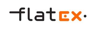 Logo von flatex