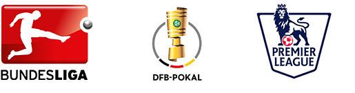 Fussballwetten Logos