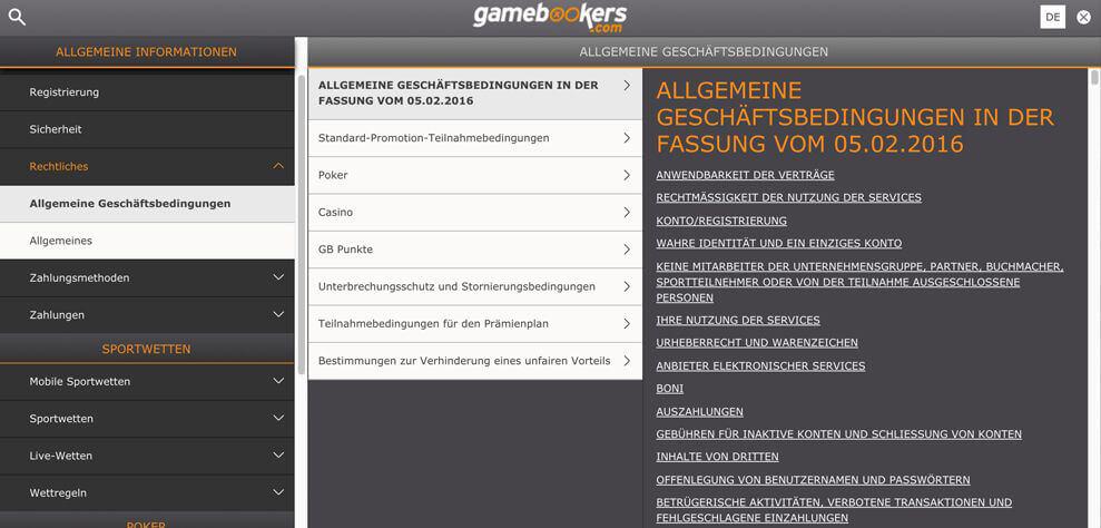 gamebookers Konto löschen: Tipps + Alternativen zum Account löschen