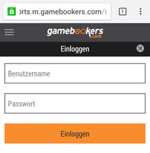 Gamebookers mobile App für iPhone, iPad und Android