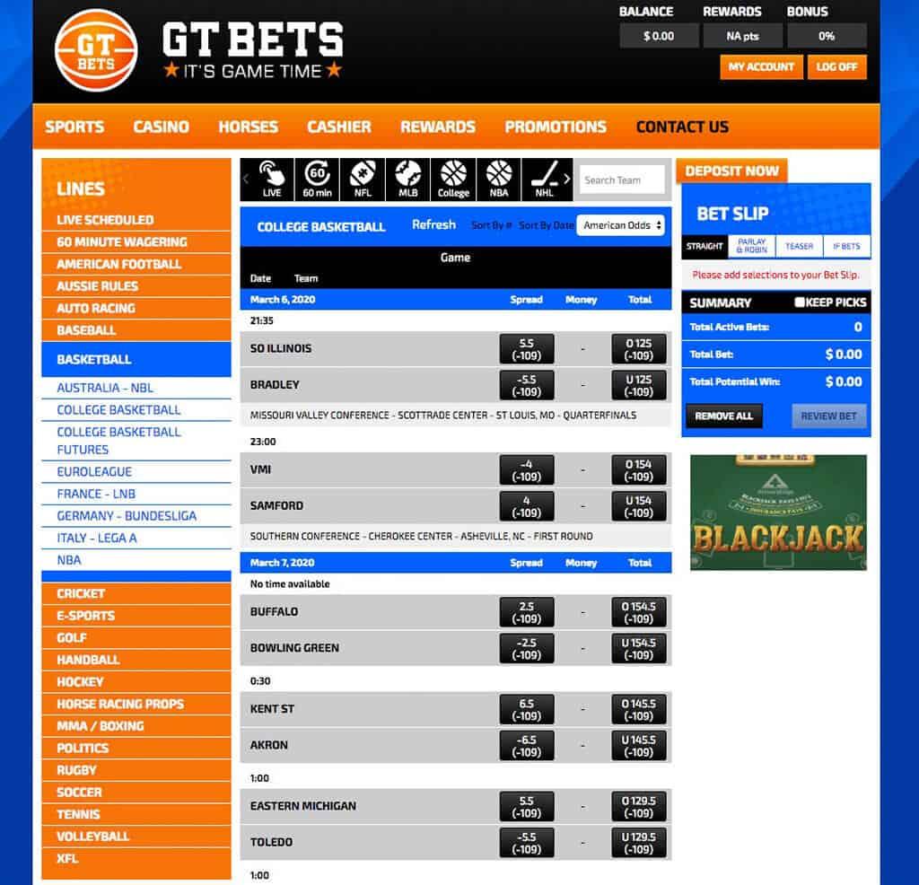 GTbets Sportwetten Erfahrungen – Test & Bewertung 2021