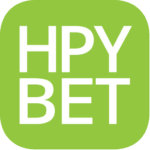 Das Logo von der HPYBET App