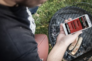 Intertops mobile App für iPhone, iPad und Android
