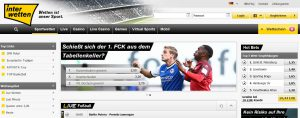 Interwetten Bundesliga-Wetten: Quoten, Test und Erfahrungen