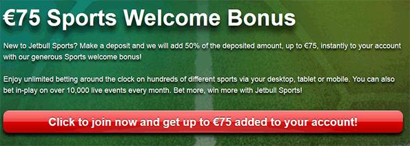 Jetbull – die besten Infos zu Bonus, Bonusbedingungen, Gutschein und Gratiswette!
