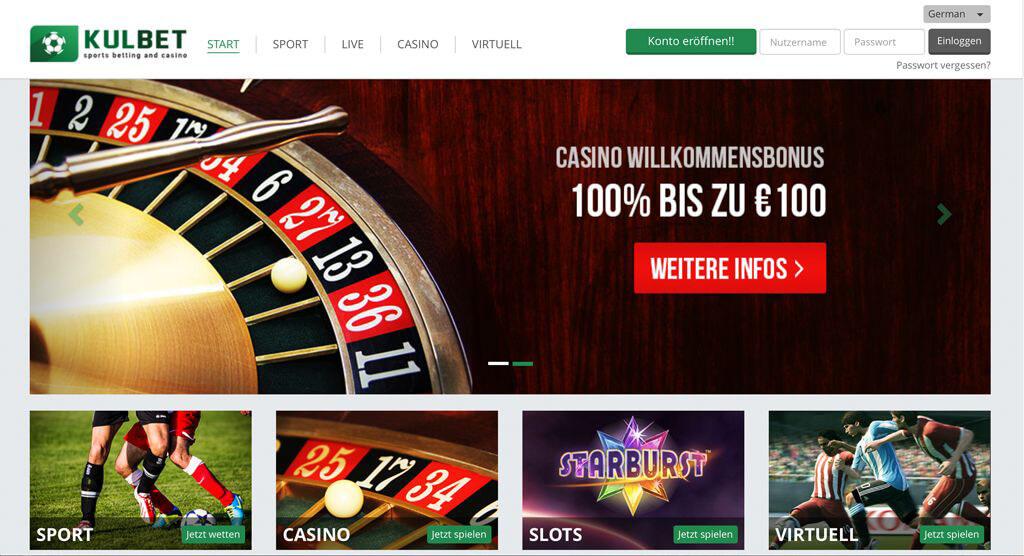 KulBet – die besten Infos zu Bonus, Bonusbedingungen, Gutschein und Gratiswette!
