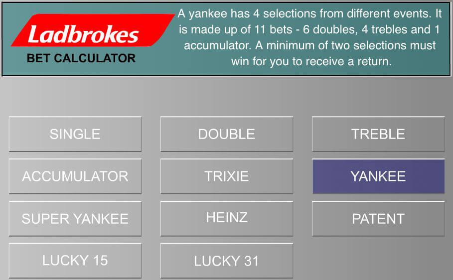 Sonderwetten können im Calculator von Ladbrokes berechnet werden (Quelle: Ladbrokes)