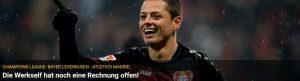 Wett-Tipp heute (21.02.2017): Bayer Leverkusen – Atlético Madrid